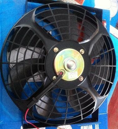 电子扇空调散热扇12V-24V